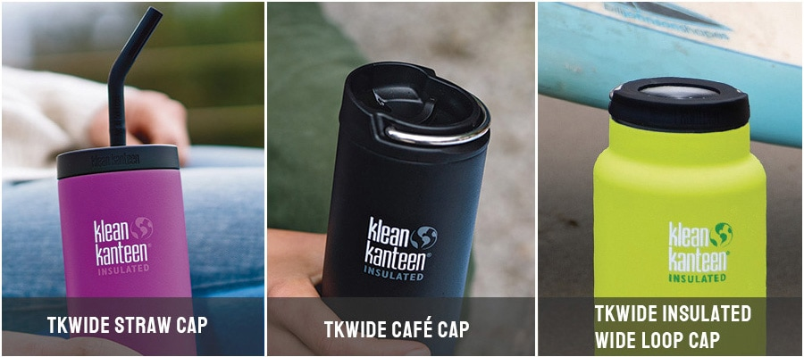 Klean Kanteen TKWide キャップ