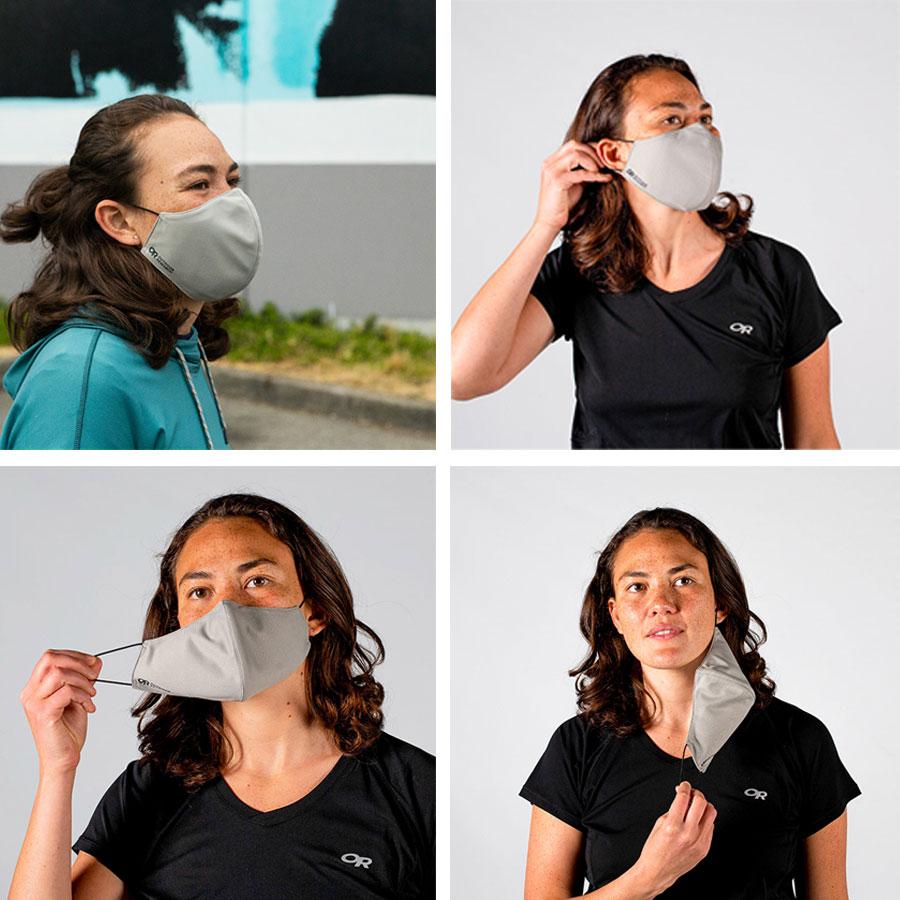 OUTDOOR RESEARCH アウトドアリサーチ PPE フェイスマスクキット