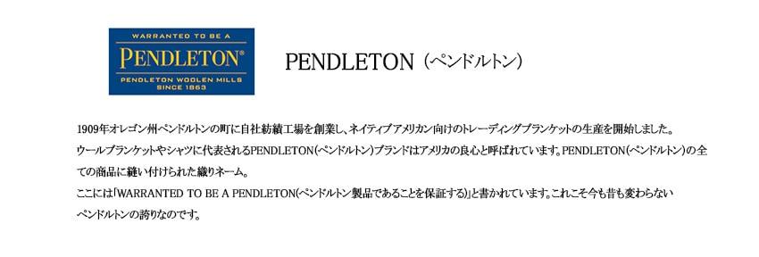 PENDLETON テーブルクロス LB017