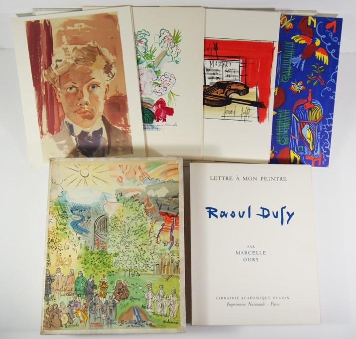 デュフィ 画家への手紙 Lettre à mon peintre