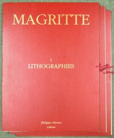 マグリット magritte lithographie