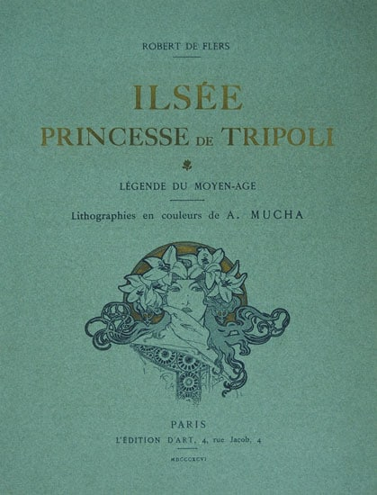 ミュシャ トリポリの姫君イルゼ
