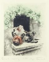ルイ・イカール 「小犬」