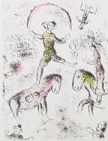マルク・シャガール 「画家とその二重像」