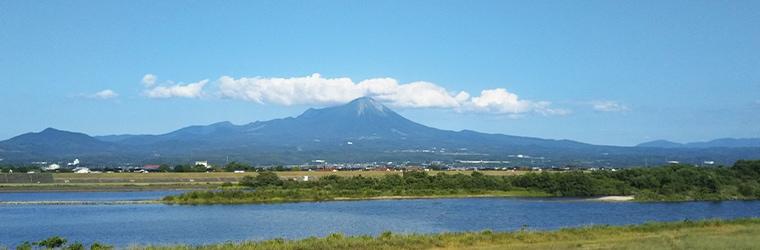鳥取の秀峰・大山(だいせん)の名水でストレスフリーな育成イメージ