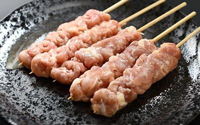 セット商品 鳥取産大山どり せせり(くび・小肉)串【生】
