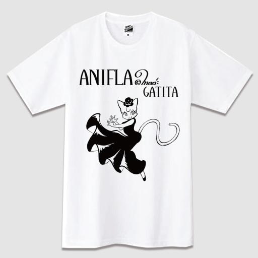 アニフラTシャツ