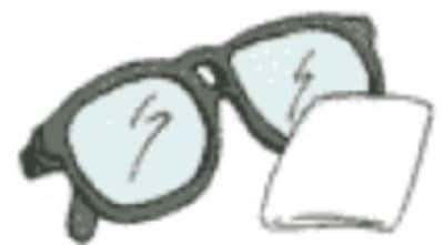 メガネふき