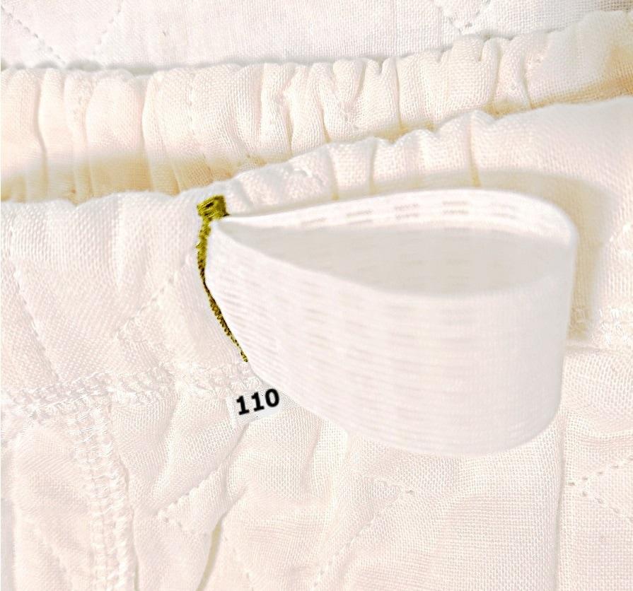 パシーマパジャマ パンツゴム ツインタックエアーの特徴