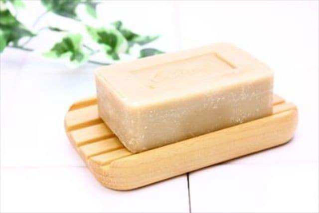 市販の固形石鹸