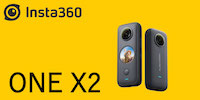 Insta 360 ONE X2