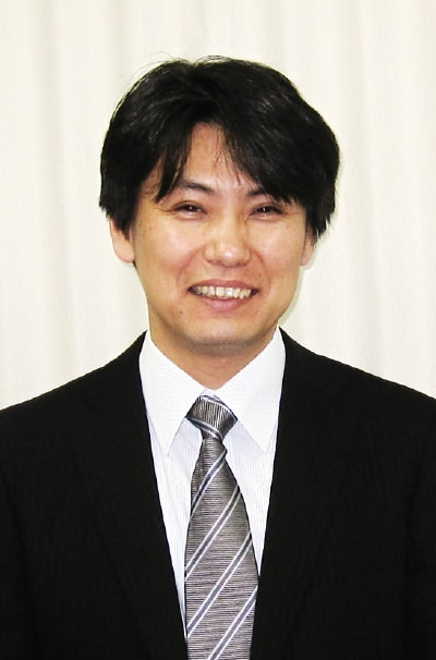 [写真]代表取締役社長 古川康一