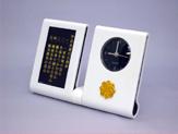 五指針付・八葉時計イメージ