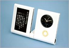 五指針付・八葉時計