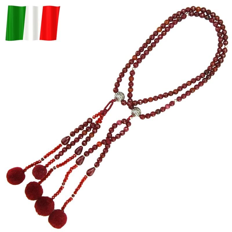 イタリア念珠(レッド)の商品画像