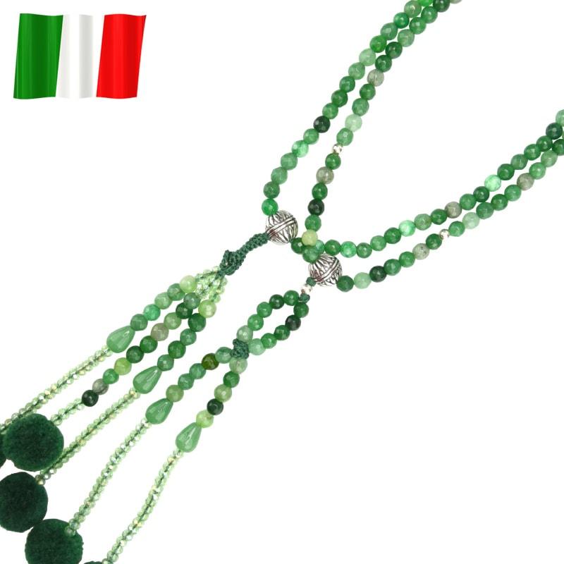イタリア念珠(グリーンアップ)の商品画像