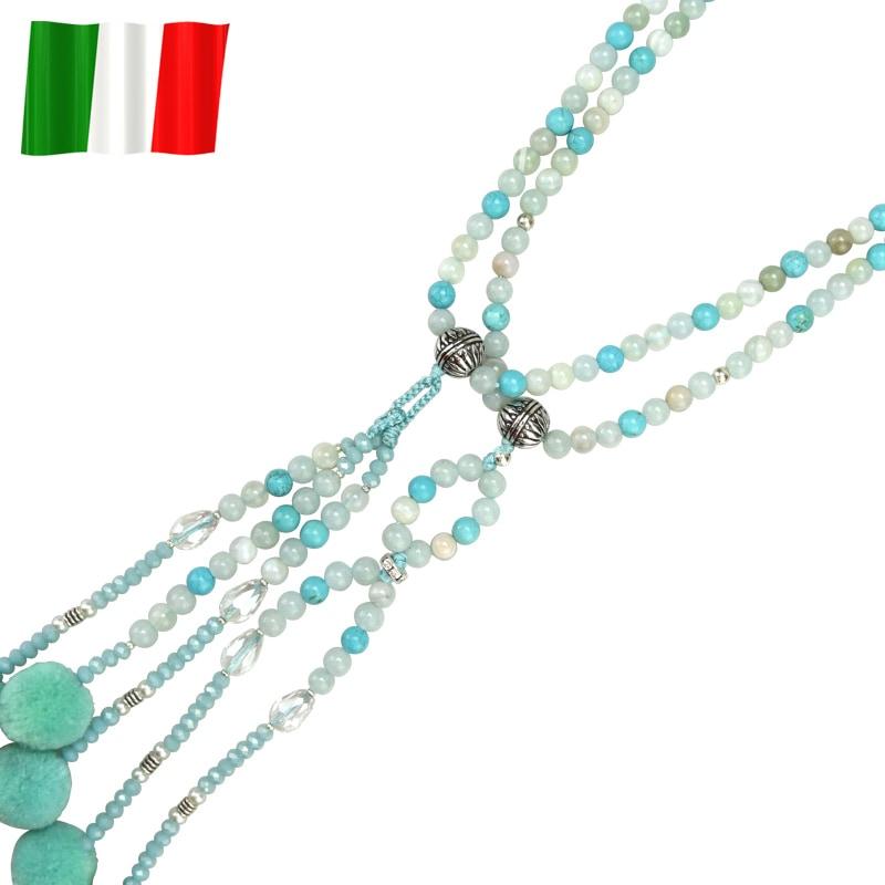 イタリア念珠(ターコイズアップ)の商品画像