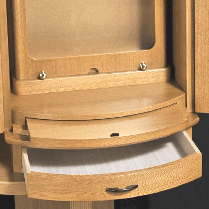 高級コンパクト仏壇 フィガロの商品画像3