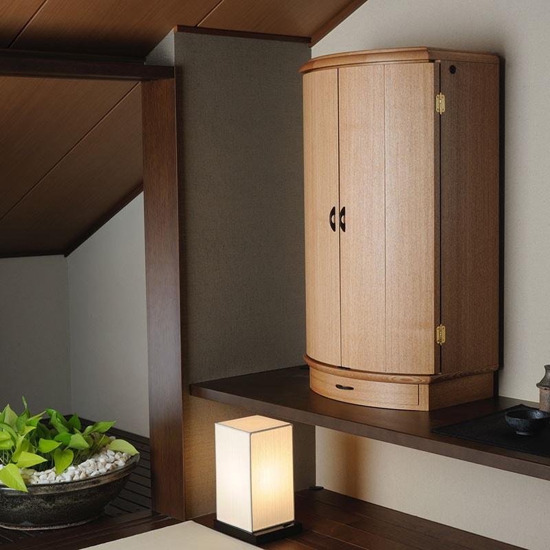 高級コンパクト仏壇 フィガロの商品画像4