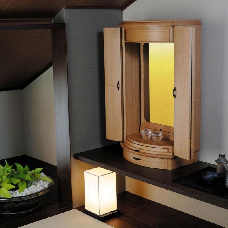 高級コンパクト仏壇 フィガロの商品画像5