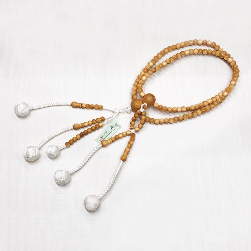 檜念珠の商品画像1