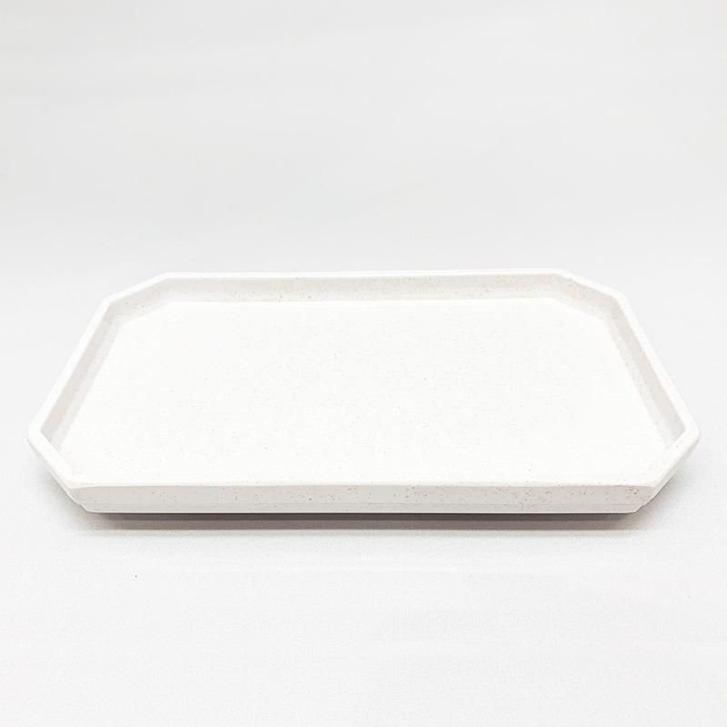 PC仏具 ビクトリー 盛皿(ホワイト)の商品画像2