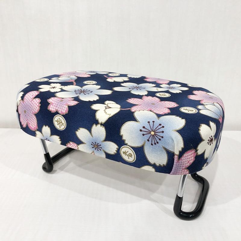 らくらく椅子・和柄の商品画像1