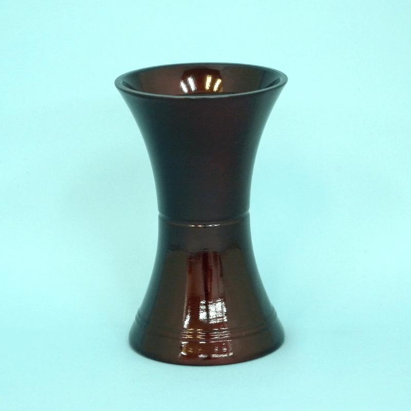 咲良型 花立(ワイン)の商品画像1