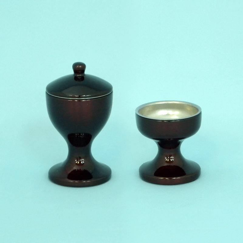 咲良型 仏水器セット(ワイン)の商品画像1