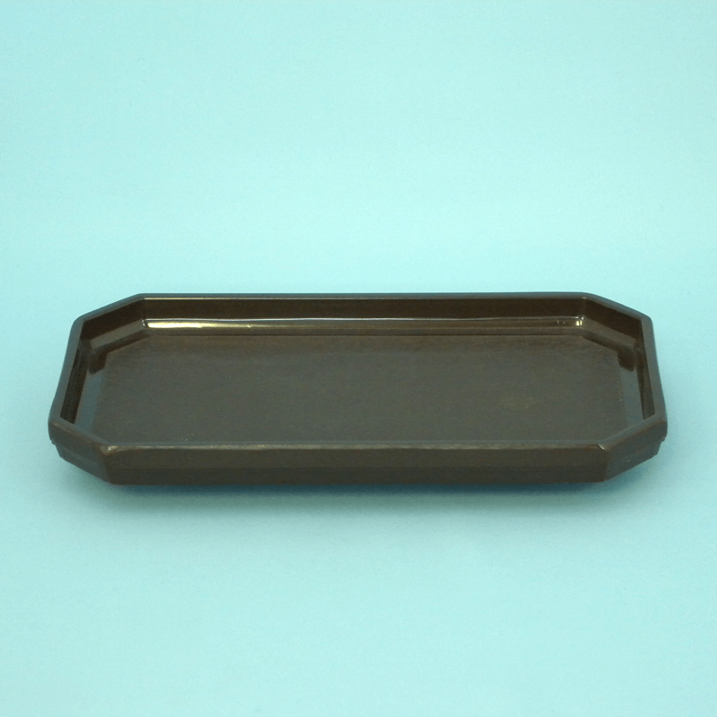 PC仏具 ビクトリー 盛皿(ブラウン)の商品画像1