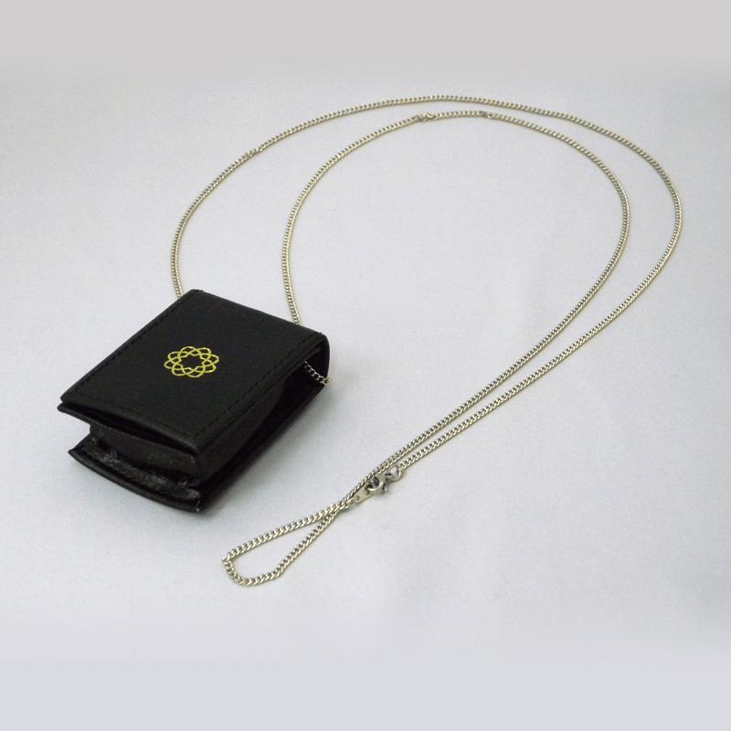 御守りレザーケース(ホワイト)の商品画像3
