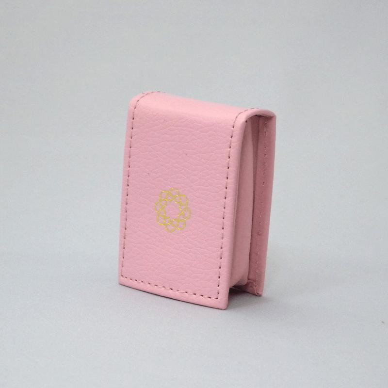 御守りレザーケース(ピンク)の商品画像1