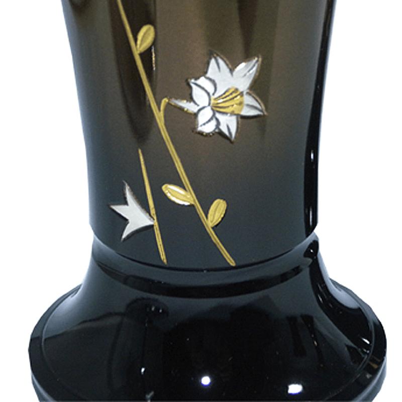 華型仏具7点セット(ワイン)の商品画像3