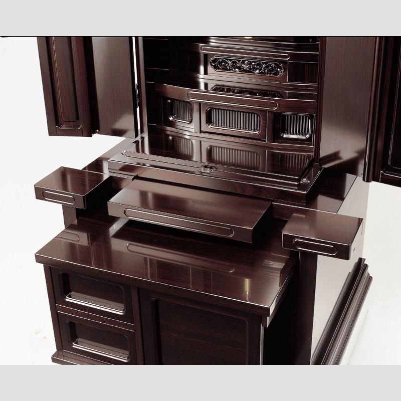 本三方 (収納経机型)の商品画像2