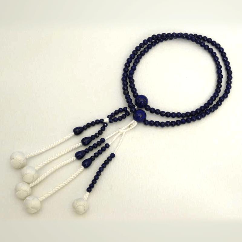 ラピス念珠の商品画像1