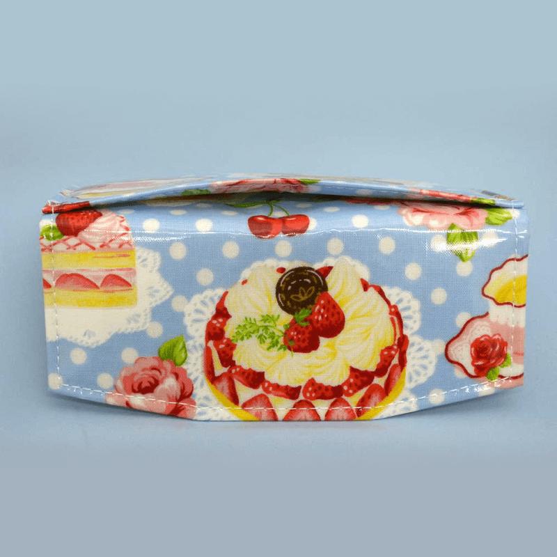 ケーキ柄念珠ケース 【ピンク】の商品画像2