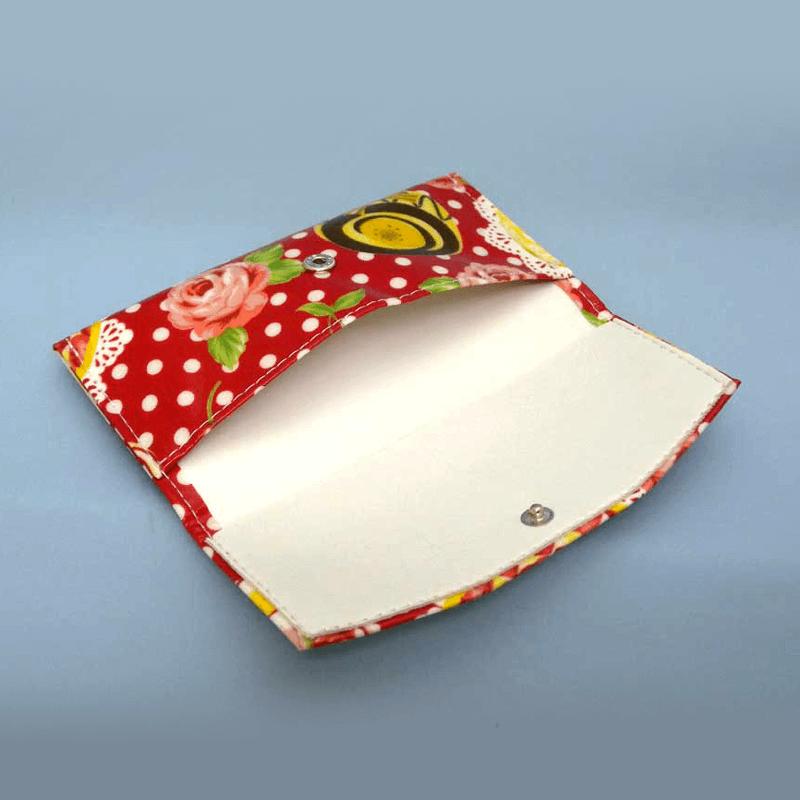 ケーキ柄念珠ケース 【ピンク】の商品画像3