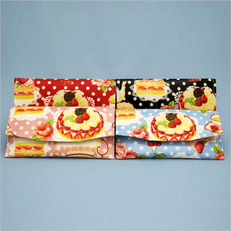 ケーキ柄念珠ケース 【ピンク】の商品画像4