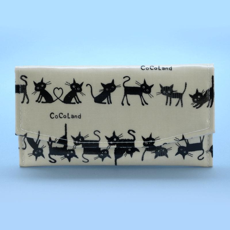 黒猫柄念珠ケースの商品画像3