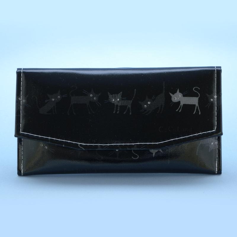 黒猫柄念珠ケースの商品画像4