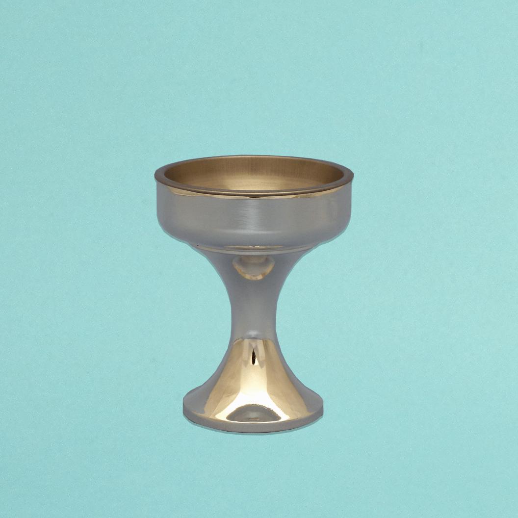仏器(銀) 創価学会用仏具の商品画像1