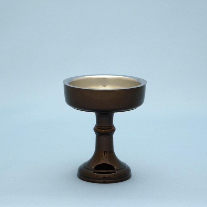 真鍮製 仏器(ワイン)の商品画像1