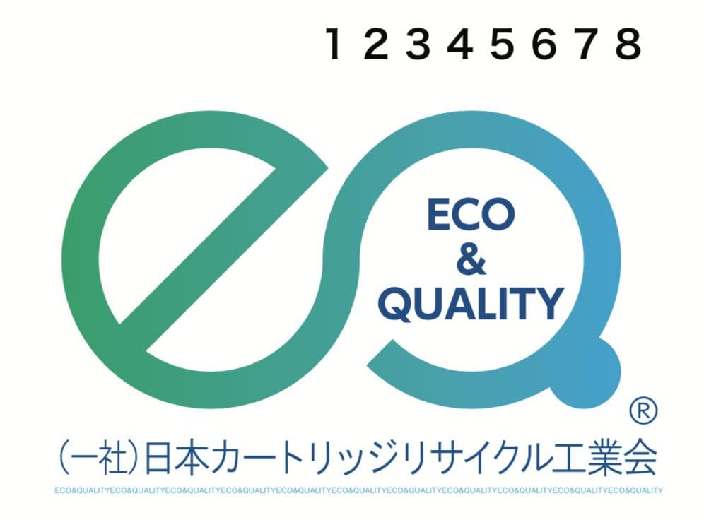 E&Qマーク