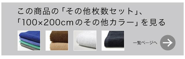 レピア織りスレン染め超大判バスタオル2000匁・100×200cmのその他枚数セット・その他カラーを見る