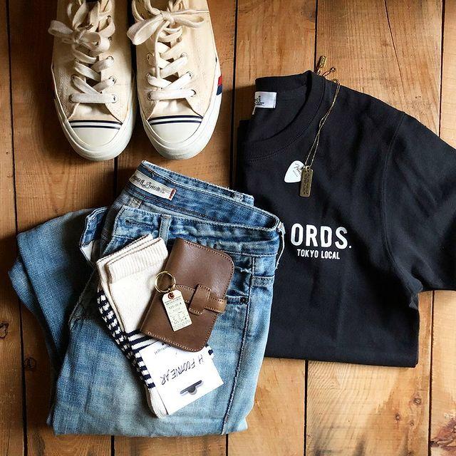 ORDS13 半袖 ロゴ Tシャツ