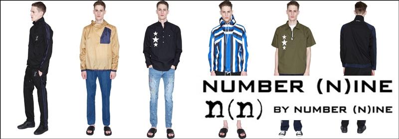 NUMBER (N)INE/ナンバーナインの通販