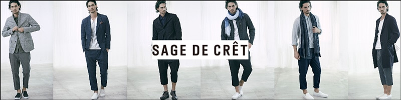 SAGE DE CRET サージュデクレ