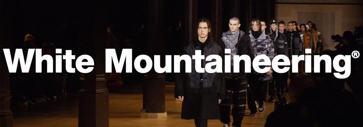 White Mountaineering ホワイトマウンテニアリング