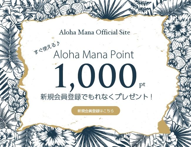 1,000ポイント進呈