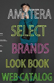 AMATERA LOOKBOOK